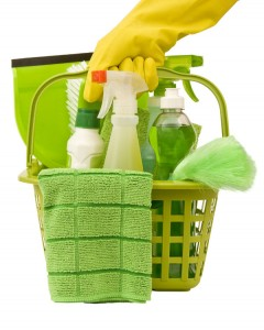 Carrying Green CCleaning Your Home with Your Health in Mind