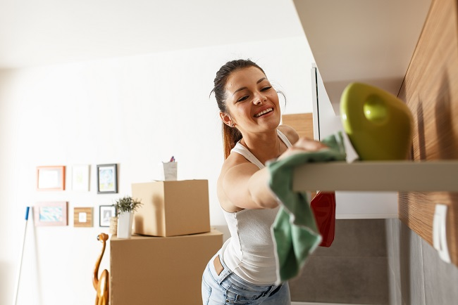 Move Out Cleaning: How to Get your Security Deposit Back
