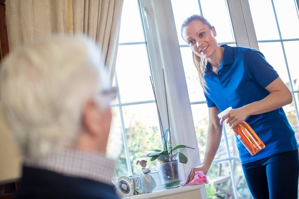 2 Reasons Why Nursing Home Cleaning Services Are So Important