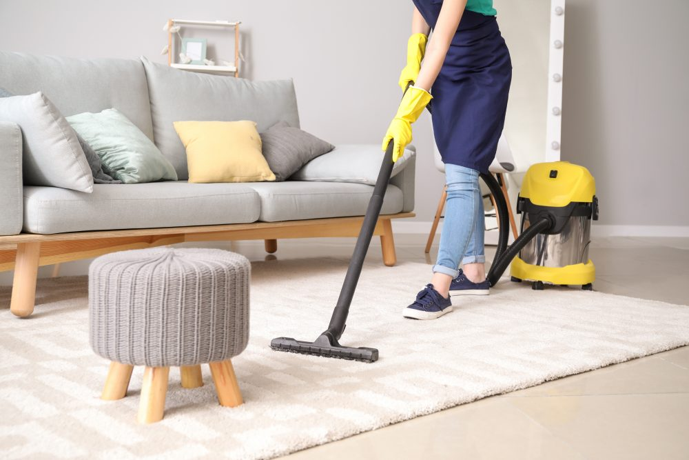Professional Cleaning Services in Their Lease