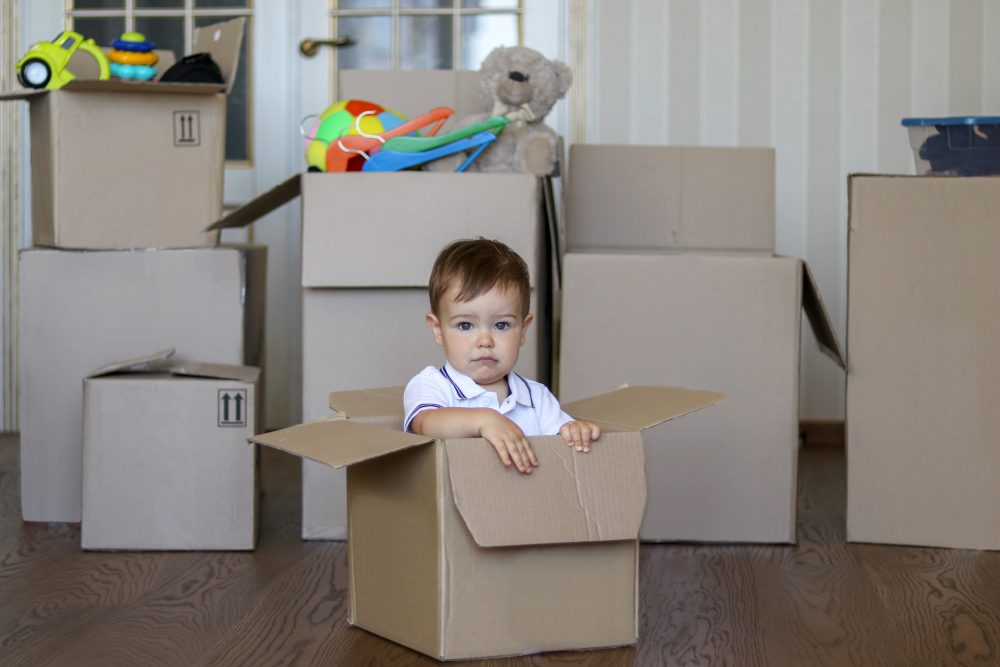 Why Move Out Cleaning Is So Important When You Have Children
